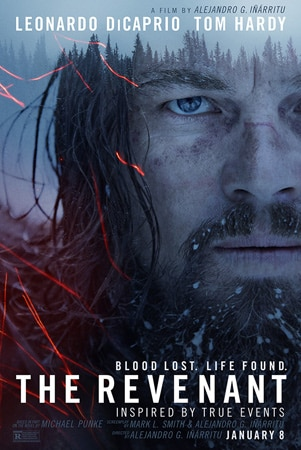 """The Revenant"" is inspired by the true story of frontiersman Hugh Glass"
