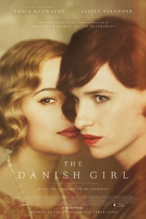 """The Danish Girl"" is inspired by the lives of Danish artists Lili Elbe and Gerda Wegener."