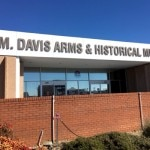 The J.M. Davis Arms & Heritage Museum houses the largest collection of firearms in the world