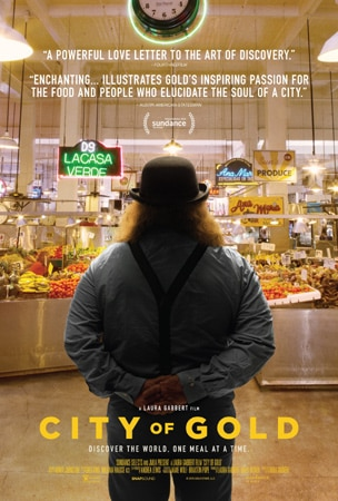 "Jonathan Gold's documentary, ""City of Gold,"" explores Los Angeles's unique culture through its food"