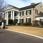 Elvis Presley's famed estate, Graceland