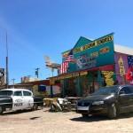 The small town of Seligman, Arizona