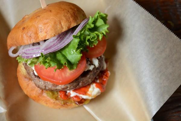 Haché LA - Habanero Burger