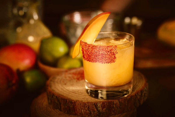 The Smoked Mangonada Margarita, one of the cocktails in 2016's Margarita of the Year contest