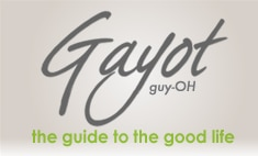 Visit the Gayot website