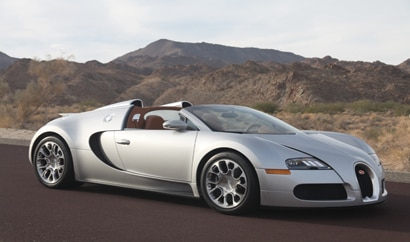 Read our review of the Bugatti Veyron 16.4 Grand Sport