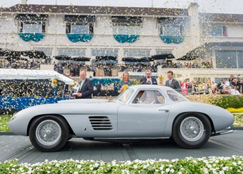 A 2014 Best of Show 1954 Ferrari 375 MM Scaglietti