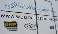 The motto of the World Class Driving Car Club is: Life is short. Just Drive!