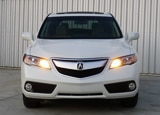 A front view of a 2013 Acura RDX AWD Tech