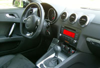 Audi TT Coupe 2.0 Interior