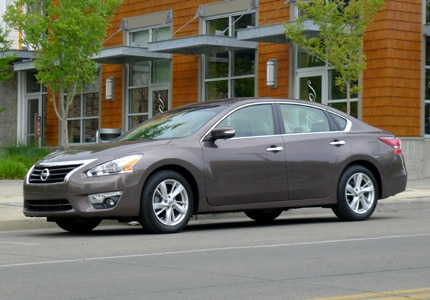The Nissan Altima is the only Nissan product on GAYOT's list of the Top 10 Best Selling Vehicles in 2015