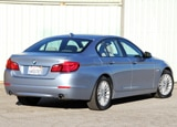 Check out our alternative fuel features to learn about exciting new vehicles like the BMW ActiveHybrid 5