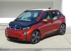 The strange, efficient and futuristic BMW i3 hatchback