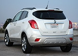 The Buick Encore, one of GAYOT's Top 10 Best New Cars