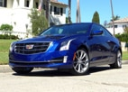 The sharp-looking, athletic Cadillac ATS Coupe