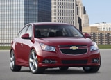 2011 Chevy Cruze, one of our Top 10 Small Cars