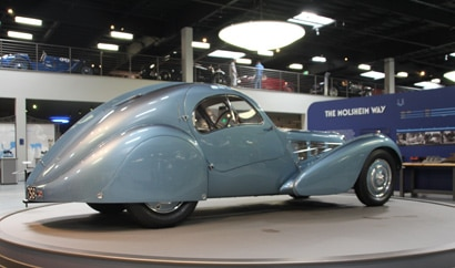 The Mullin Automotive Museum in Oxnard, California