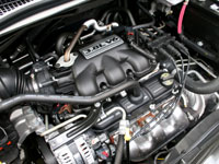 2008 Dodge Grand Caravan SXT 3.8L V6 OHV Engine