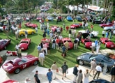 Learn about cool annual events like the Palm Beach Cavallino Classic