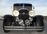 A 1931 Buick Victoria at Pacific Coast Dream Machines