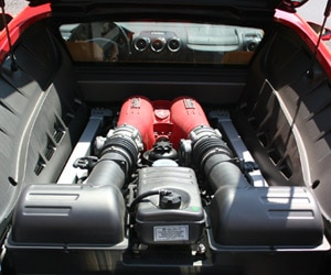Ferrari F430: there are engines and then there are engines. This is the latter.