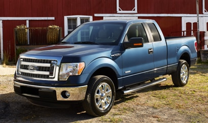 The Ford F-150, America's best-selling vehicle for the 36th consecutive year