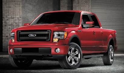 The Ford F-150, America's best-selling vehicle for the 37th consecutive year