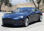 The Aston Martin Rapide S, one of GAYOT's Top 10 Fun-to-Drive Cars