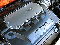 Honda Hybrid engine