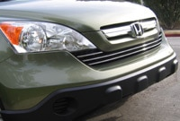 The Honda CR-V's unique double grille
