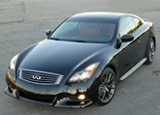 The Infiniti IPL G Coupe, one of our Top 10 Sports Coupes