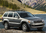 Jeep Grand Cherokee 4x4 Limited with Turbo Diesel Engine