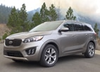 The 2016 Kia Sorento SXL Turbo, GAYOT's November 2015 Car of the Month