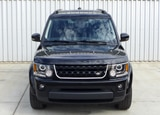 A front view of the 2013 Land Rover LR4 SCV6