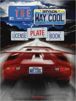 The Way Cool License Plate book by Leonard Wise