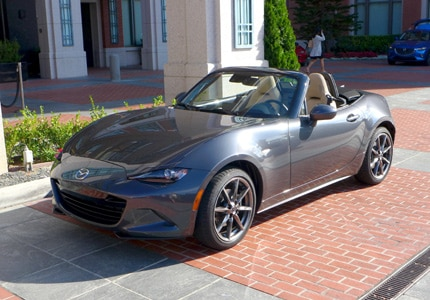 Mazda MX-5 Miata Grand Touring