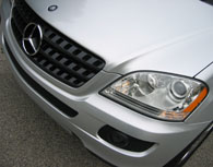 The 2006 Mercedes-Benz ML350