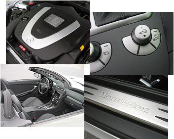 2006 Mercedes-Benz SLK280
