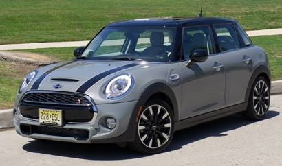 The 2015 Mini Cooper S Hardtop 4 Door, GAYOT's July 2015 Car of the Month