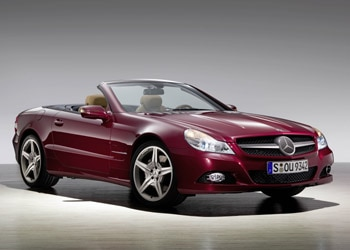 Mercedes-Benz 2009 SL