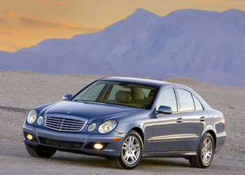 The Mercedes-Benz E320 BlueTec diesel sedan is now available to lease in California.