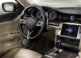 The Maserati Quattroporte will soon be available in a Limited Edition by Ermenegildo Zegna