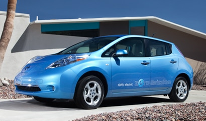 Read our car news to get the latest info on cool new car models like the Nissan Leaf