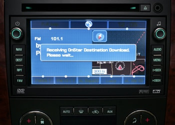 OnStar's Turn-by-Turn navigation system