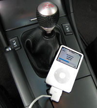 Belkin Auto Kit for iPod