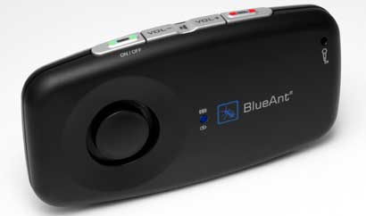BlueAnt S1 Bluetooth Car Kit
