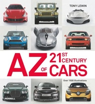 A-Z of 21st-Century Cars by Tony Lewin