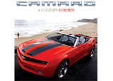 Camaro: A Legend Reborn by Larry Edsall