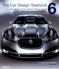 The Car Design Yearbook 6 by Stephen Newbury