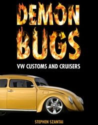 Demon Bugs: VW Customs and Cruisers